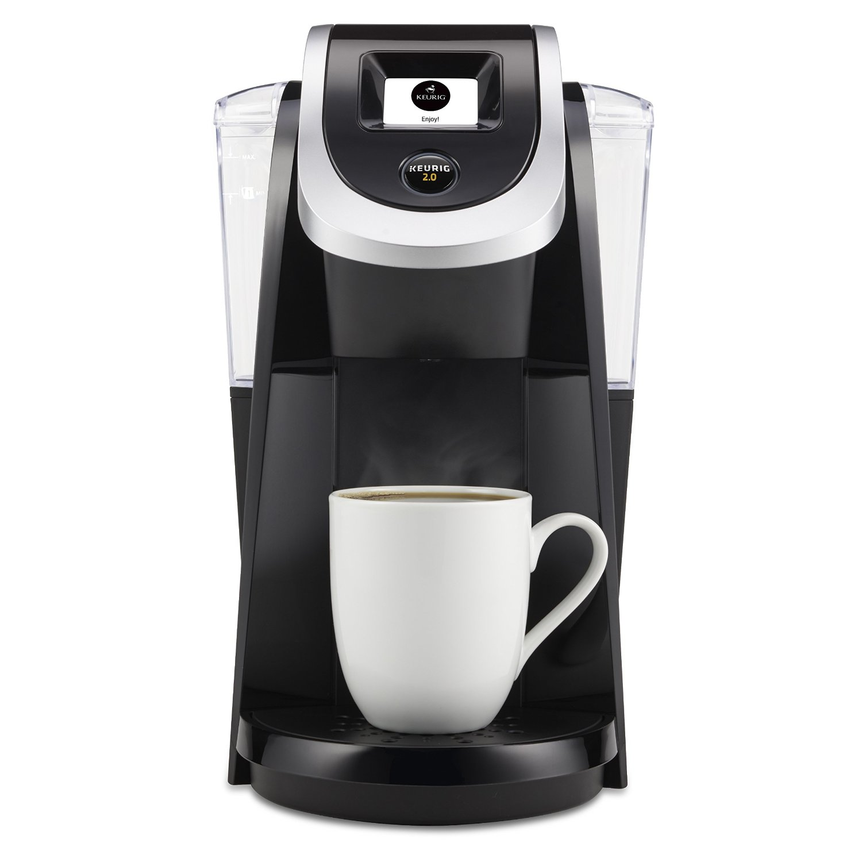 Keurig K Cup Single Cup Coffee Makers Model Comparison Hot Ten